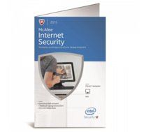 Intel McAfee Internet Security karta aktyw. 1 rok PL