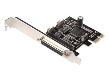 i-tec PCIe Card 2x Serial RS232 + 1x Parallel DB25