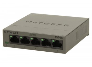 Netgear Switch Unmanaged 5xFE - FS305