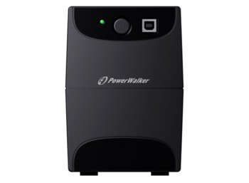 PowerWalker UPS POWER WALKER LINE-INTERACTIVE 650VA 2X 230V PL OUT, RJ11     IN/OUT, USB
