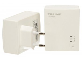 TP-LINK PA2010KIT Power Line 200Mbps 1x10/100