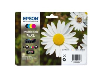 Epson Multipack T1816   CMYK do XP-30/102/20x/30x/40x