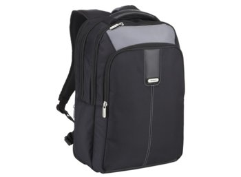 "Targus Transit Backpack Plecak 13-14.1"" Black/Grey"