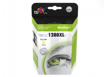 TB Print Tusz do Brother LC1280XL TBB-LC1280XLY YE