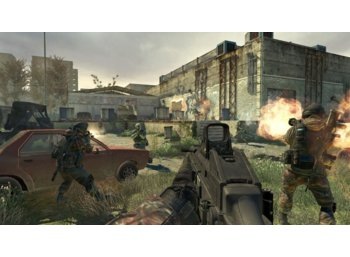 Activision Call of Duty Modern Warfare 2 Xbox Classic