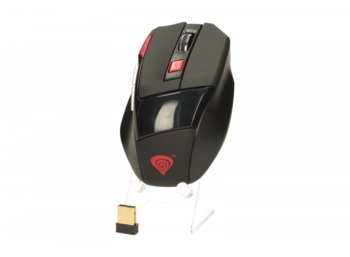 NATEC Mysz GENESIS V55 GAMING 2.4GHz bezprzewodowa 2000DPI + DPI Switch + Burst Fire Button