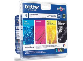 Brother Tusz CMYK do MFC-6490CW/DCP-6690CW
