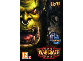 CD Projekt WarCraft III: Reign of Chaos + WarCraft III: The Frozen Throne Gold Ed. PC PL