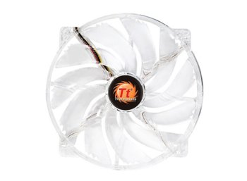 Thermaltake Wentylator - Case Fan Blue LED 200mm VR Control