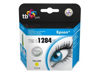 TB Print Tusz do Epson S22/SX125 Yellow       TBE-S1284YE