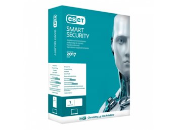 ESET Smart Security PL Box 1U 2Y