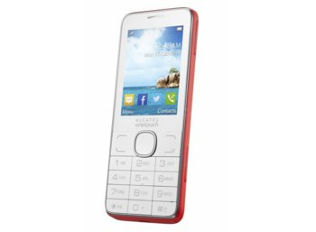 Alcatel  20.07 Red