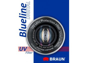 Braun Phototechnik Filtr foto BRAUN Blueline UV 37mm