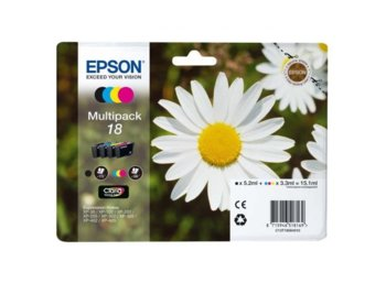 Epson Multipack T1806  CMYK do XP-30/102/20x/30x/40x