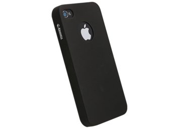 Krusell Etui Apple iPhone 4S ColorCover Czarny