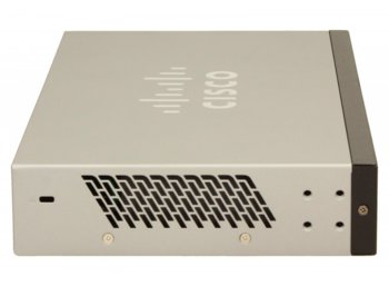 Cisco SB switch L2 16x10/100 Rack 19'' NO FAN