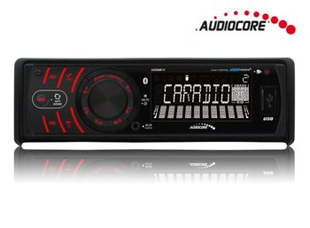 Audiocore Radioodtwarzacz AC9800R BT Android Iphone