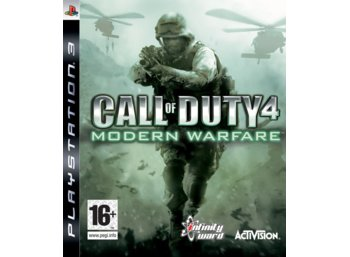 Activision Call of Duty Modern Warfare PS3 ENG