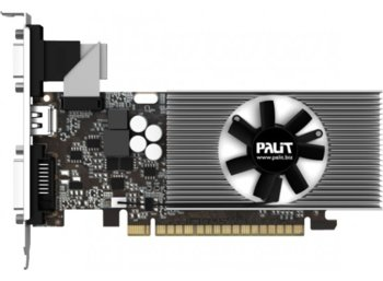 Palit GeForce CUDA  GT740 2GB DDR3 PCI-E 128Bit DVI/HDMI/DSub BOX