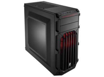Corsair Carbride SPEC-03 Windowed BLACK/RED Mid-Tower