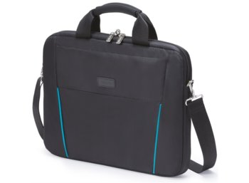 "DICOTA Slim Case BASE 12-13,3""     black/blue"