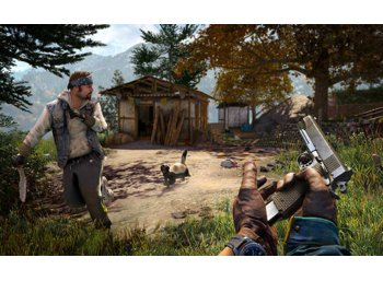 UbiSoft Far Cry 4 PS4