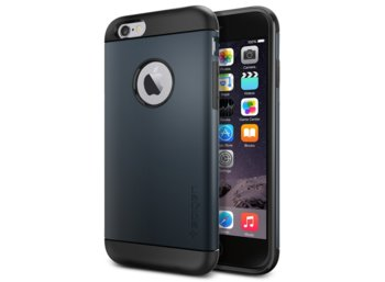 SPIGEN SGP  Etui Slim Armor Metal Slate iPhone 6
