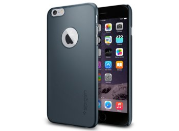 SPIGEN SGP  Etui Ultra Fit A Metal Slate iPhone 6 plus