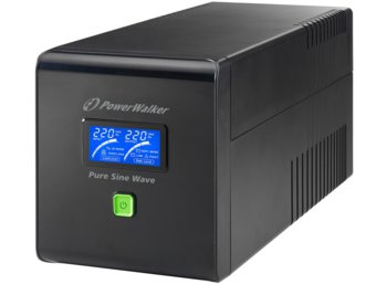 PowerWalker UPS POWER WALKER LINE-INTERACTIVE 750VA 4X IEC 230V, PURE SINE   WAVE, RJ11/45 IN/OUT, USB, LCD