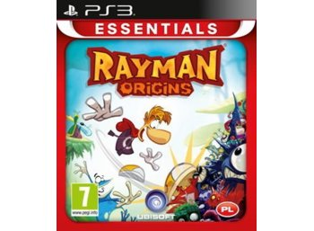 UbiSoft Rayman Origins Essentials PS3 PL