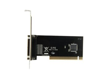 4world Kontroler PCI Port Równoległy DB25
