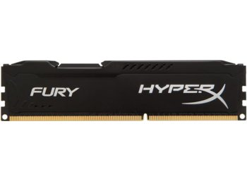 HyperX DDR3  Fury  4GB/ 1866 CL10 BLACK