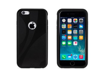 OWC NewerTech etui NuGuard KX iPhone 6 Plus antishock czarne