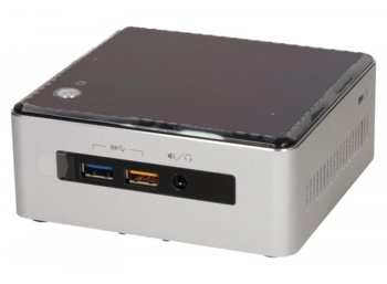 Intel BOXNUC5I5RYH  i5-5250U 2DDR3/SO-DIMM USB3 BOX