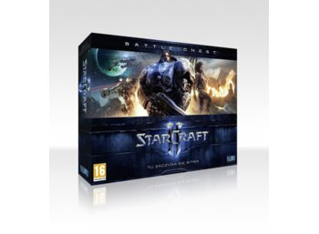 Blizzard StarCraft II - Battle Chest PC