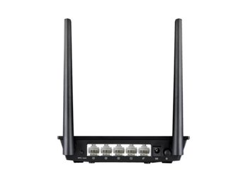 Asus RT-N12+ Plus Router WiFi N300 1xWAN 4xLAN