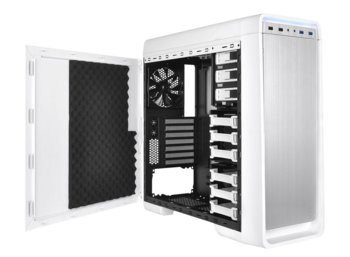 Thermaltake Urban S31 Snow Edition USB 3.0 HDD Dock (2x120mm), Biała