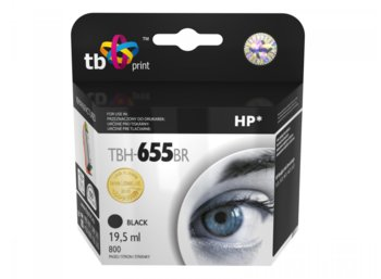 TB Print Tusz do HP DJ Advantage 3225 Black ref. TBH-655BR