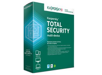Kaspersky Total Security MD 2Dvc BOX 1Y  KL1919PBBFS