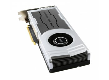 MSI GeForce CUDA GTX980Ti 6GB DDR5 384BIT DVI/HD/3DP BOX