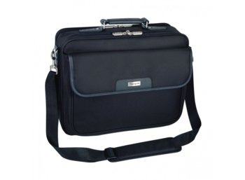 "Targus Notepac Plus 15-16"" CNP1 Clamshell Case - Black"