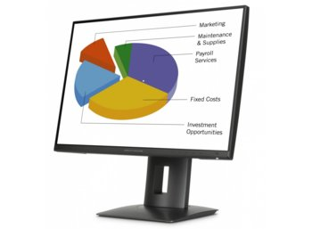 HP Inc. 24'' Z24n  IPS LED Monitor          K7B99A4