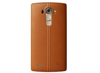 LG Electronics Leather batterycover CPR-110.AGEUBW do G4