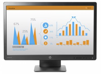 "HP 23"" ProDisplay P232 LED Monitor          K7X31AA"