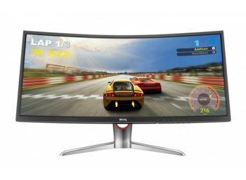 "Benq 35"" XR3501 LED QHD,2xHDMI,DP"