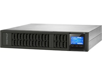 PowerWalker UPS POWER WALKER ON-LINE 1000VA 3X IEC OUT, USB/RS-232, LCD, RACK19''/TOWER