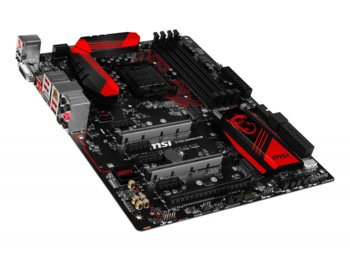MSI Z170A GAMING M5 s1151 Z170 4DDR4 USB3.1 ATX