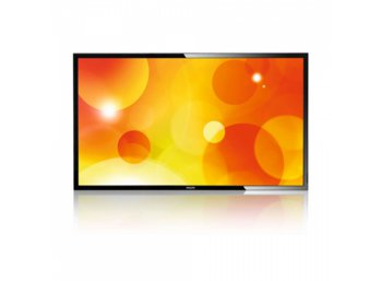 Philips 55'' BDL5530QL Direct LED Public Display 16/7 8GB eMMC