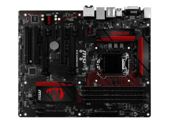 MSI B150 GAMING M3 s1151 B150 4DDR4 USB3.0