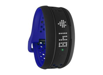 MiO Global Mio Fuse Heart Rate Activity Tracker L Cobal